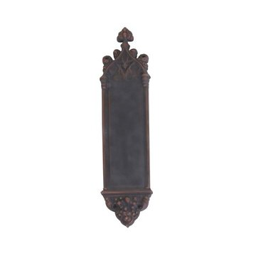 Brass Accents Gothic Collection Push/Pull Plates