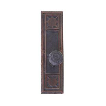 Brass Accents 13 7/8 Inch Nantucket Door