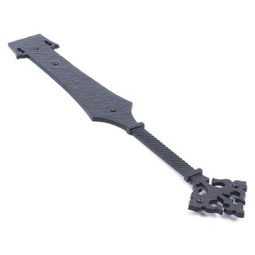Restorers Gothic Cross Decorative Strap