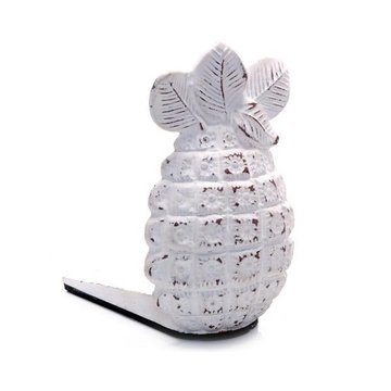 Restorers Pineapple Wedge Door Stop