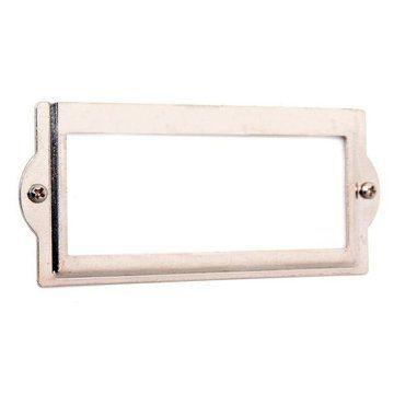 Steel Cardholder - 2 3/4 Inch x 1 1/4 Inch