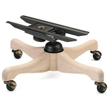 29 1/2 Inch Complete Chair Swivel Base