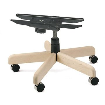 25 Inch Complete Chair Swivel Hydraulic Base