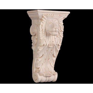 Legacy Signature 9 1/2 Inch Lion Corbel