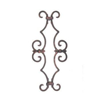 SLIP ON SCROLL SLIDE FOR ADJUSTABLE BALUSTER