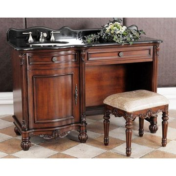 55 SINGLE SINK DRESSING VANITY