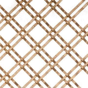 Kent Design MJ09 3/8 Double Flat Single Crimped Wire Grille 36 x 48