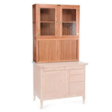 HOOSIER HIGH BOY CABINET TOP ONLY