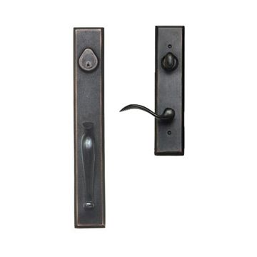 CORDOBA SANDCAST LEVER TO HANDLE ENTRY SET