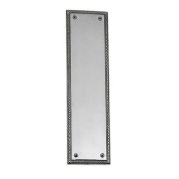 12 Quartermain Push Plate ds