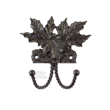 Sierra Lifestyles Maple Leaf Decorative Hook