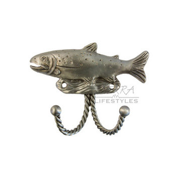 Sierra Lifestyles Trout Fish Decorative Hook