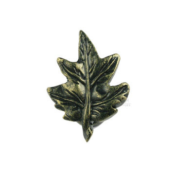Sierra Lifestyles Maple Leaf Knob