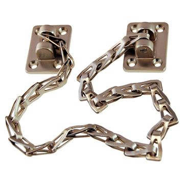 Transom Window Safety Catch Chain