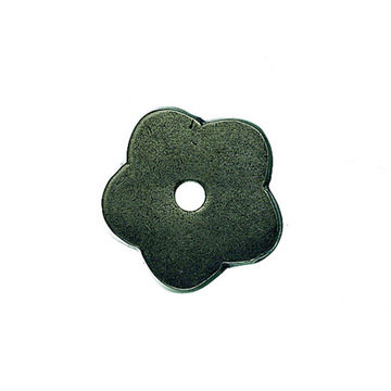 Top Knobs Aspen Flower Backplate 1 Inch