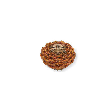 Atlas Homewares Bollywood Beaded Weave Knob