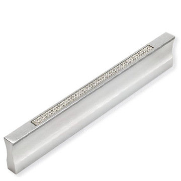 Atlas Homewares Boutique Crystal Thin Bar Pull