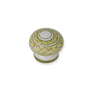 Atlas Homewares Ceramic Arezzo Knob