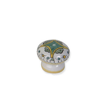 Atlas Homewares Ceramic Buoncovento Knob