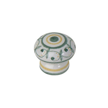 Atlas Homewares Ceramic Caprese Knob