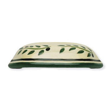 Atlas Homewares Ceramic Firenze Olive Pull