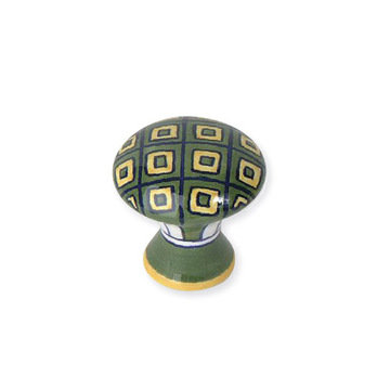 Atlas Homewares Painted Ceramic Knob