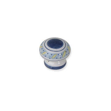 Atlas Homewares Ceramic Pisa Knob