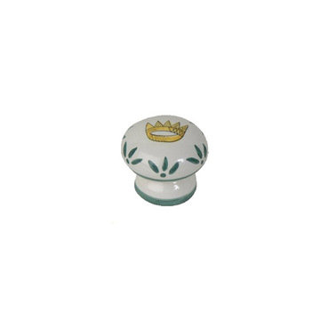 Atlas Homewares Ceramic Poppi Knob