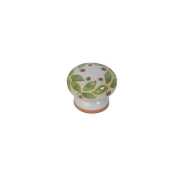Atlas Homewares Ceramic San Lorenzo Knob
