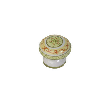 Atlas Homewares Ceramic Santa Margherita Knob