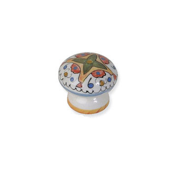 Atlas Homewares Ceramic Siena Knob