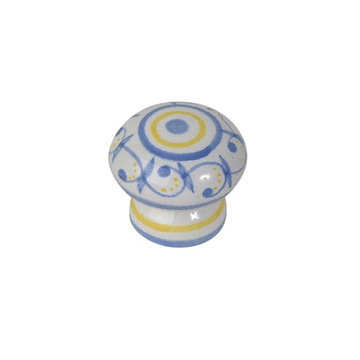Atlas Homewares Ceramic Vinci Knob