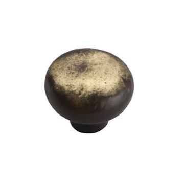 Atlas Homewares Distressed Round Knob
