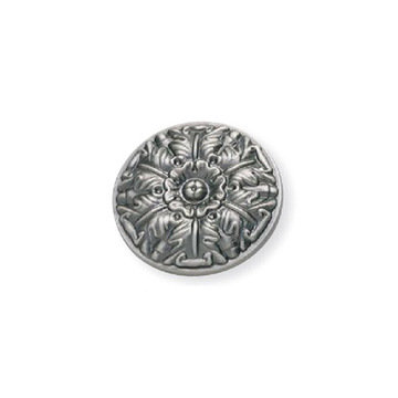 Atlas Homewares Hammered Medallion Knob