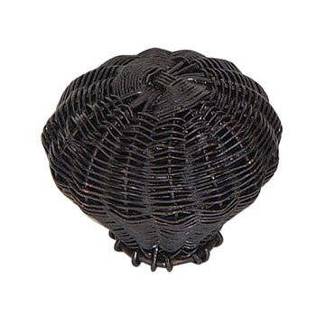 Atlas Homewares Hamptons Bamboo Weaved Knob