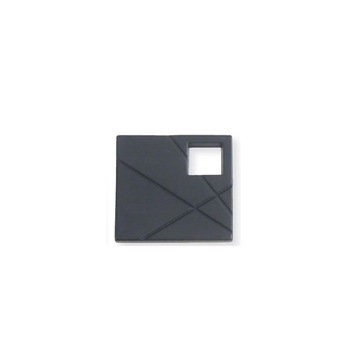 Atlas Homewares Modernist Square Knob