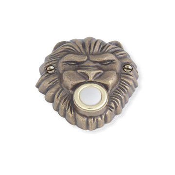 Atlas Homewares Renaissance Lion Door Bell