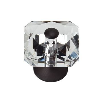 Atlas Homewares Vintage Large Crystal Knob