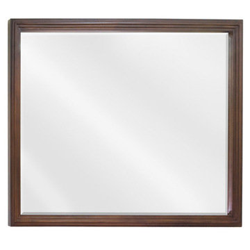 Bath Elements Compton Rectangular Mirror