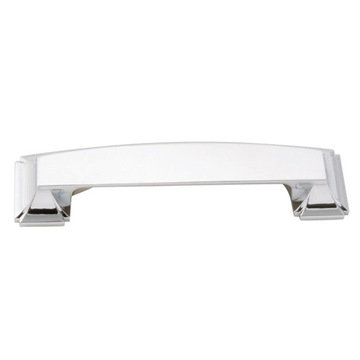 Hickory Hardware Bridges Cup Bin Pull