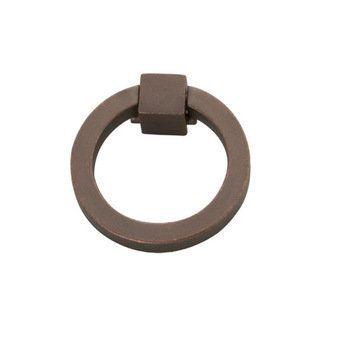 Hickory Hardware Camarilla Round Ring Pull