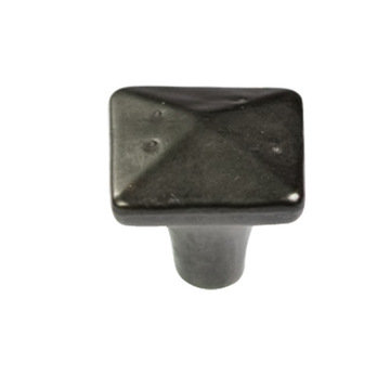 Hickory Hardware Carbonite Pyramid Knob