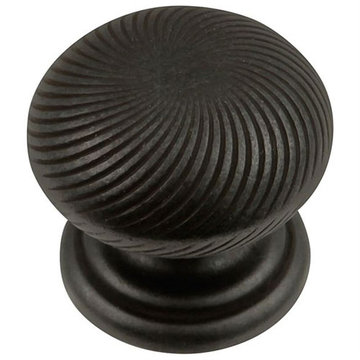 Belwith Keeler Carbonite Round Knob