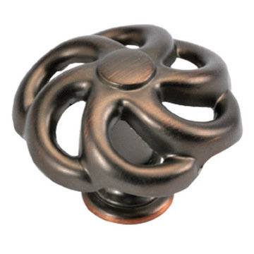 Hickory Hardware Charleston Blacksmith Twist Knob