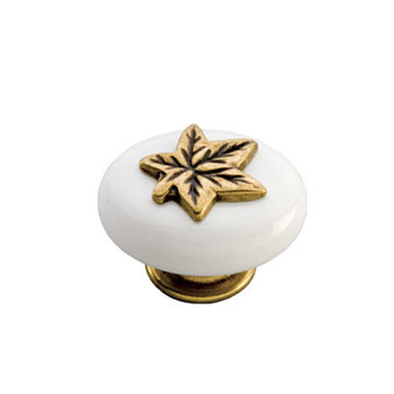 Belwith Keeler Country Casual Leaf Knob