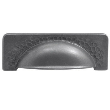 Hickory Hardware Craftsman Cup Bin Pull