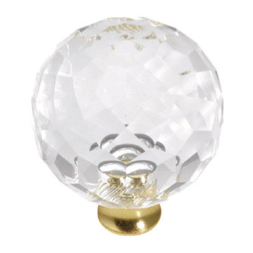 Hickory Hardware Crystal Palace Large Knob