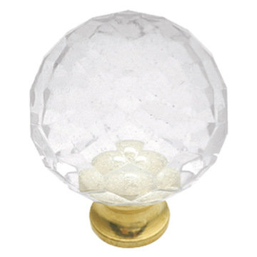 Hickory Hardware Crystal Palace Small Knob