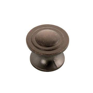 Hickory Hardware Deco Large 3 Ring Knob