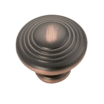 Belwith Keeler Deco Stepped Knob